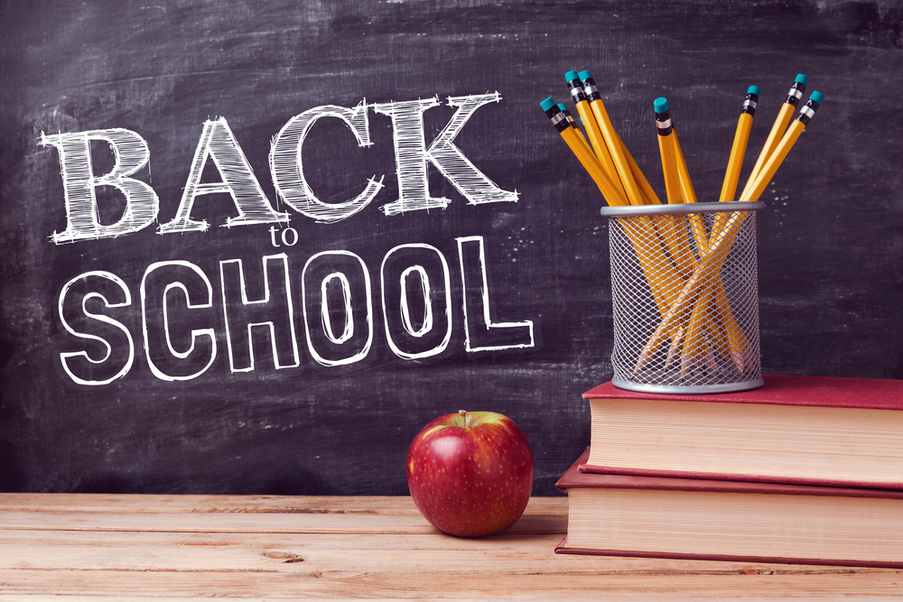 Back to School! - Betsy for Georgia